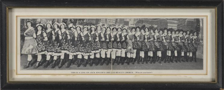 Jack Singer's Chicago Beauty Chorus