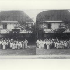 Conception School for Girls, Manila, ca. 1900