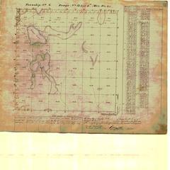 [Public Land Survey System map: Wisconsin Township 06 North, Range 13 East]