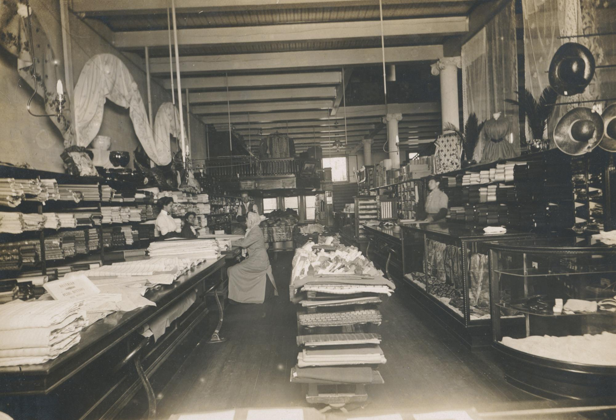 Levitan and Stuessy store