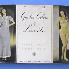 Garden Colors by Luxite advertisement