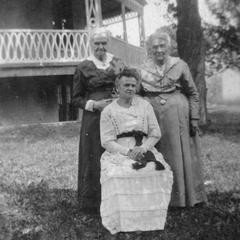 Alma, Nellie, Carr