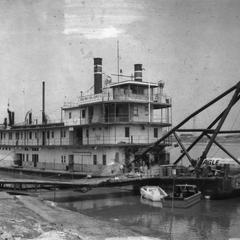 Snagging and Snag Boats (River Improvements)