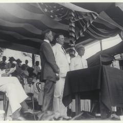 Inauguration of Provincial Government, Zamboanga, Sept. 1, 1901