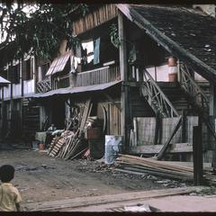 Merchant housing