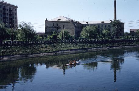 Canoeing in Kharkov