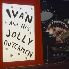 Ivan and His Jolly Dutchmen music stand