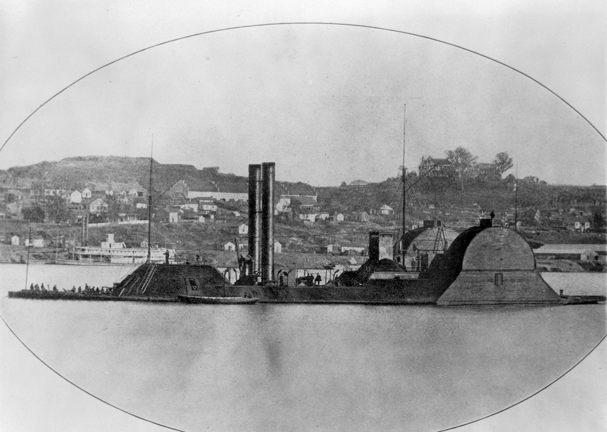 Choctaw (Gunboat, 1863)