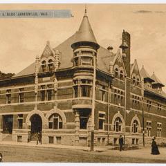 YMCA, 1895