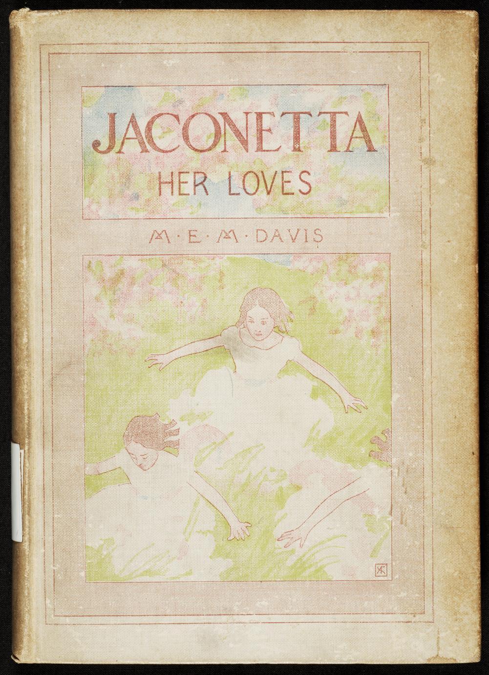 Jaconetta : her loves (1 of 4)
