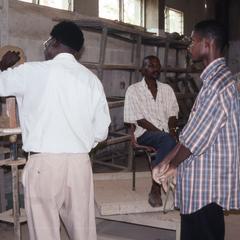 Agbo Folarin and art
