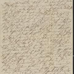 [Letter from Julie Sternberger to her brother, Jakob Sternberger, June 20, 1858]