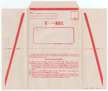 V-mail form