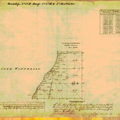 [Public Land Survey System map: Wisconsin Township 17 North, Range 18 East]