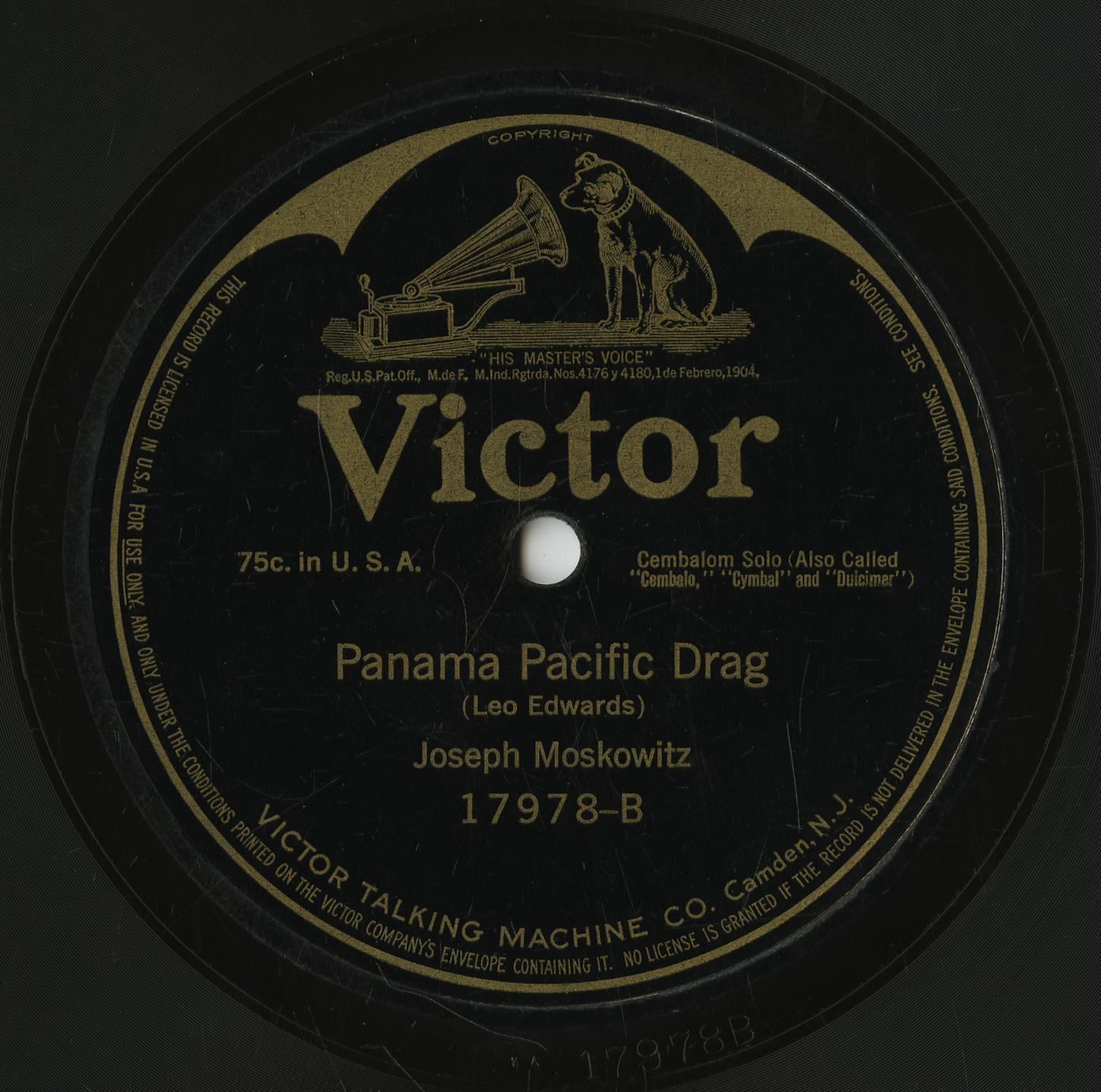 Panama pacific drag (1 of 2)