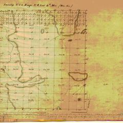 [Public Land Survey System map: Wisconsin Township 01 North, Range 08 East]