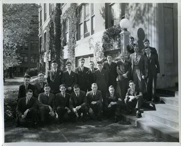 Phi Sigma Epsilon group photograph