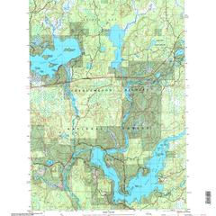 Moose Lake quadrangle