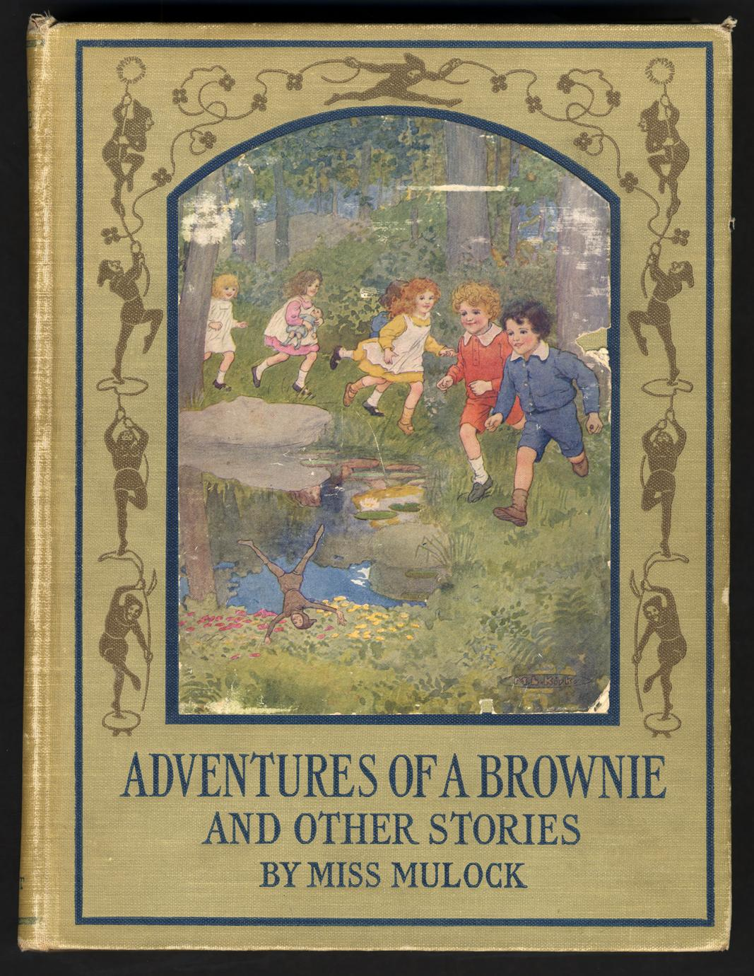 The adventures of a brownie (1 of 4)