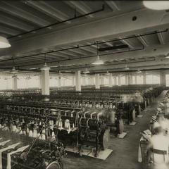 Cooper Underwear factory interior