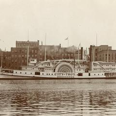 City of Troy (Packet/Excursion, 1882-1896)