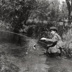 Emmons Creek trout fishing