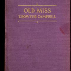 Old miss : a novel