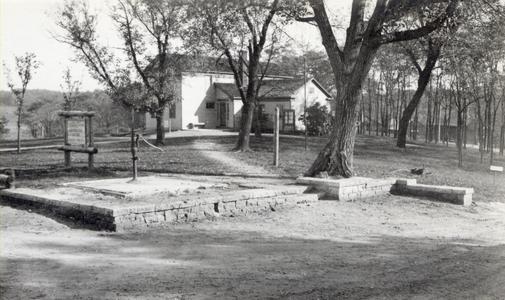 Old Arboretum headquarters