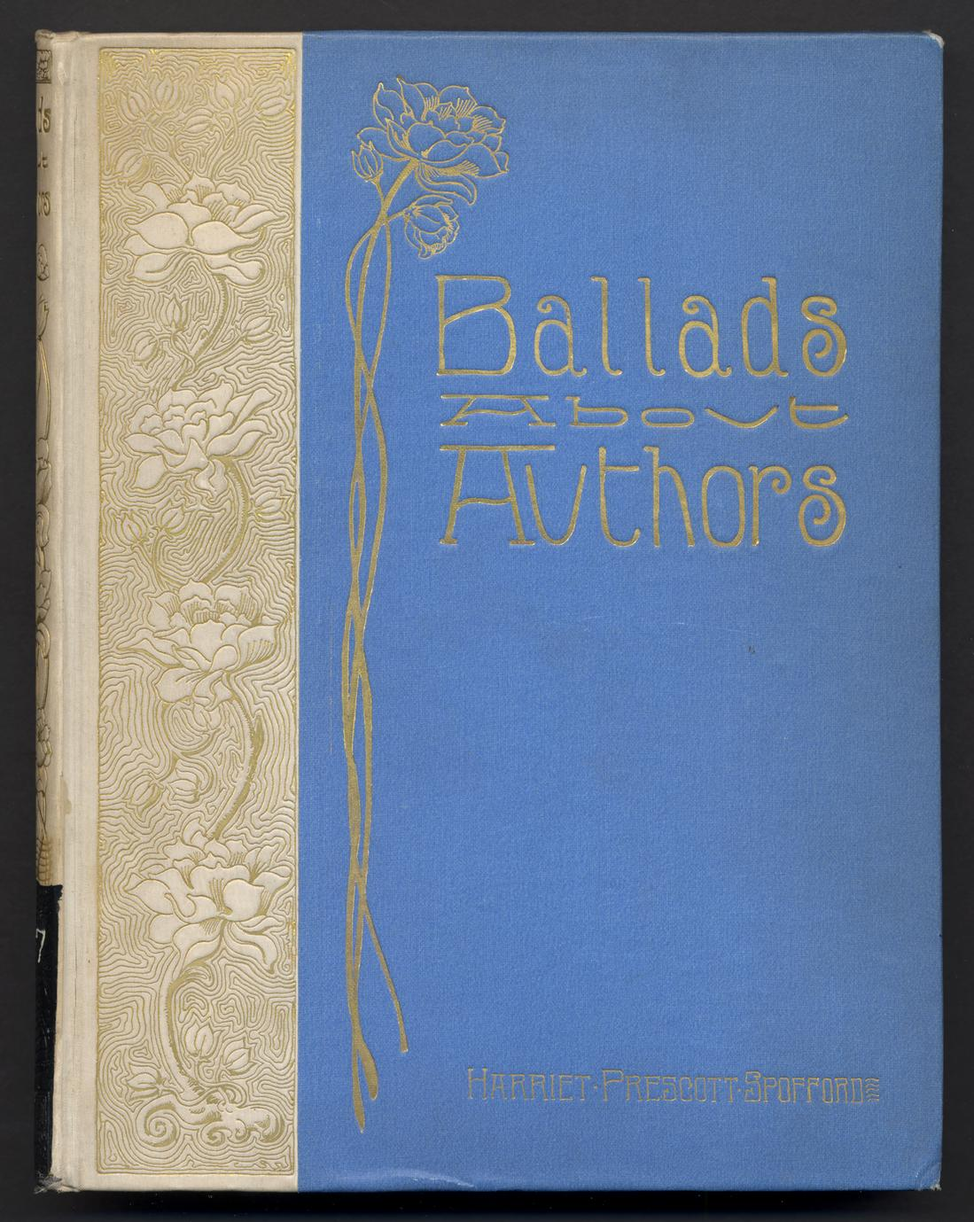 Ballads about authors (1 of 2)