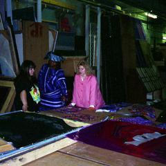 Looking at fabrics