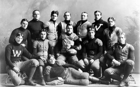 1901 football team starters