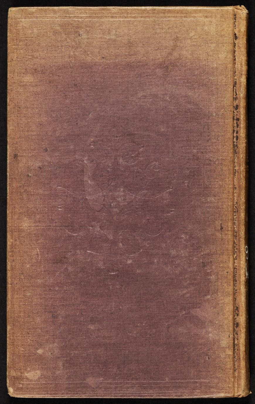 A winter in the West Indies and Florida : containing general observations upon modes of travelling, manners and customs, climates and productions : with a particular description of St. Croix, Trinidad de Cuba, Havana, Key West, and St. Augustine as places of resort for northern invalids (1 of 4)