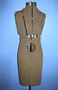 Majestic D.F. Co. dress form