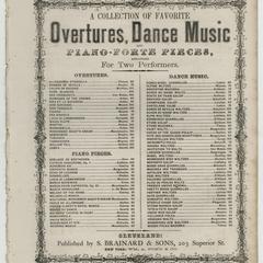 Valse de l'opera Faust