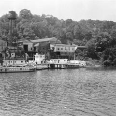 Duncan Bruce (Towboat, ca. 1927-)