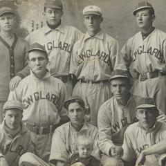 New Glarus baseball team, 1911