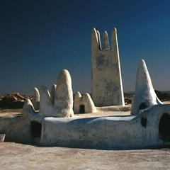Tomb of the Imam Who United Ghardaia