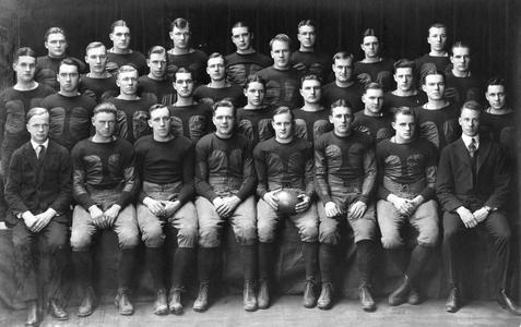 1921 football team
