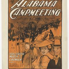 Alabama camp meeting