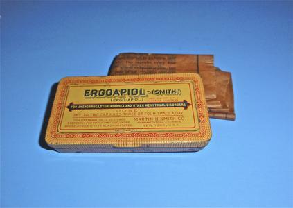 Ergoapiol