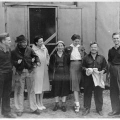 1939-40 Trout Lake members