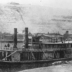 R. M. Blackburn (Towboat, 1888-1898)