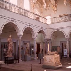 Courtyard at Bardo Museum