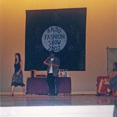 Asian American Student Union Fashion Show 2002