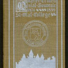 Souvenir of St. Olaf College