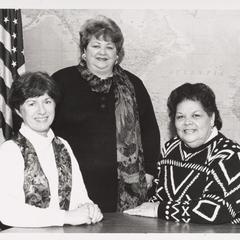 Central American Scholarship Program staff