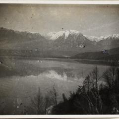 Lago de Croge i. Italien