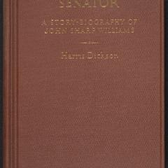 An old-fashioned senator : a story-biography of John Sharp Williams