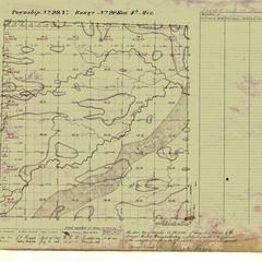 [Public Land Survey System map: Wisconsin Township 29 North, Range 20 East]
