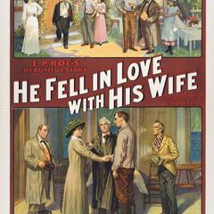 He Fell in Love with His Wife
